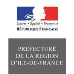 Logo Préfecture de la région Île-de-France