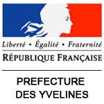 Logo Préfecture des Yvelines