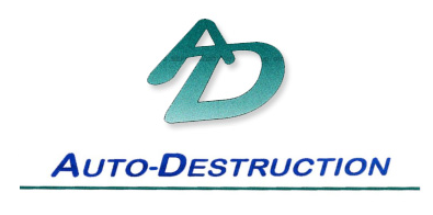 Logo Auto-Destruction 1